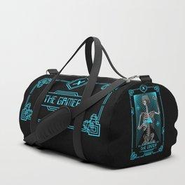 The Gamer X Tarot Card Duffle Bag