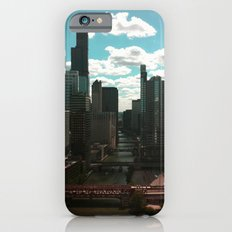 Chicago River View iPhone 6s Slim Case