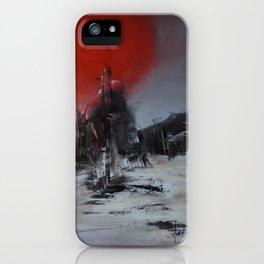 Hoth : station minière iPhone Case
