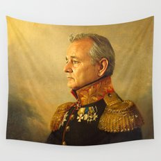 Bill Murray - replaceface Wall Tapestry