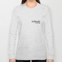 Solitude Basic Long Sleeve T-shirt