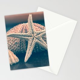 seashells 4 Stationery Cards