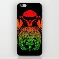 samus iPhone & iPod Skins featuring samus by Sixtybones