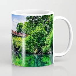 Barton Springs Bridge Coffee Mug