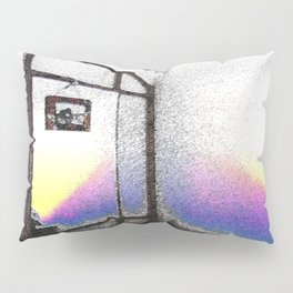 Secret Door Pillow Sham