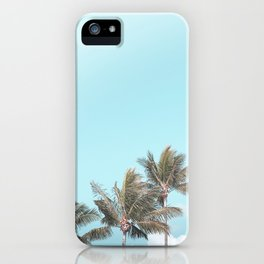 Paradise Palm iPhone Case