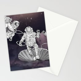 BIRTH OF KIKI Stationery Cards