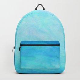 Blue Healing Waters Backpack