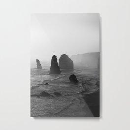 12 apostles   Great Ocean Road   Australia Metal Print