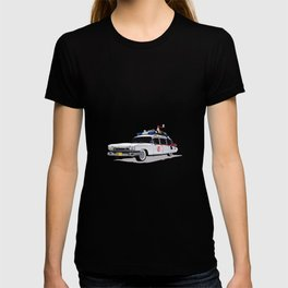 Ghostbusters Illustrated Ecto 1 T-shirt