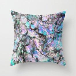 Iridescence #1 Throw Pillow