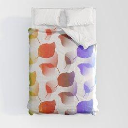 Leaves Descent Comforters