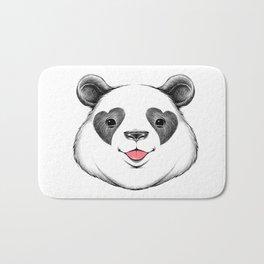 Panda Love Bath Mat