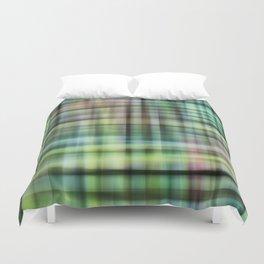 Modern Scottish Tartan Plaid Pattern Duvet Cover
