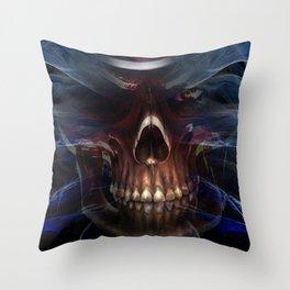 Feeling Good In Death Throw Pillow