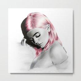 Kylie. Metal Print