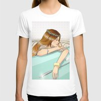 car T-shirts featuring Car by Lotty