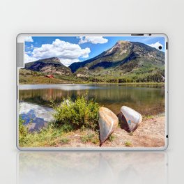 Beaver Lake Colorado USA Laptop & iPad Skin