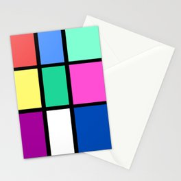 80s Retro Vintage Inspired Stationery Cards