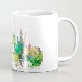 New York, New York Skyline SP Coffee Mug