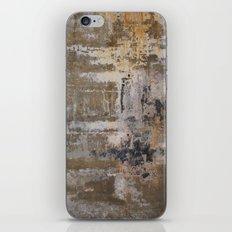 Down below iPhone Skin