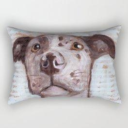 Spotty Rectangular Pillow