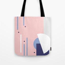 Dots it. º Rose Tote Bag