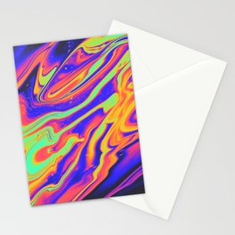 EYES ON FIRE Stationery Cards