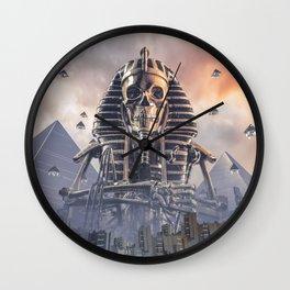 Gods of New Egypt Wall Clock