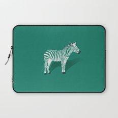 Animal Kingdom: Zebra III Laptop Sleeve