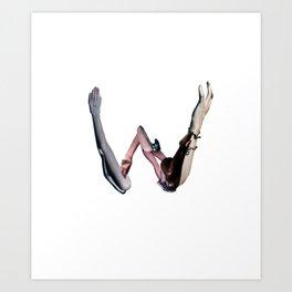 W Art Print