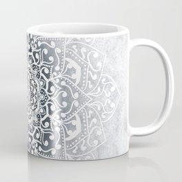 WINTER VIBES MANDALA Coffee Mug