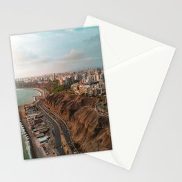 Lima in Peru Stationery Cards