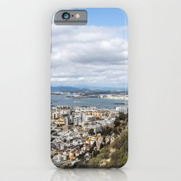 Gibraltar iPhone Case