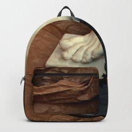 Crinkle Toes Backpack