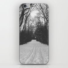 paths traveled iPhone & iPod Skin