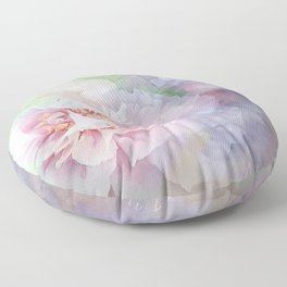 peony love N°4 Floor Pillow