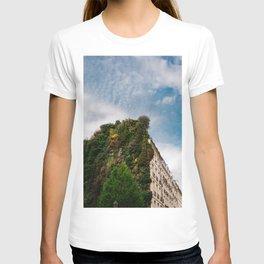 Parisian Vertical Garden T-shirt