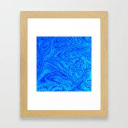 Swimming Pool Dreams Framed Art Print