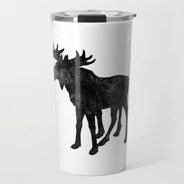 WORLD'S FASTEST MOOSE Travel Mug