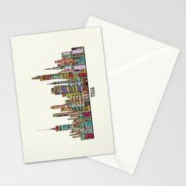 Tulsa oklahoma Stationery Cards