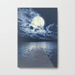 Bottomless dreams Metal Print