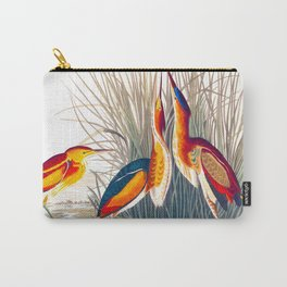 Least Bittern Carry-All Pouch