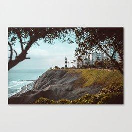 Miraflores Canvas Print