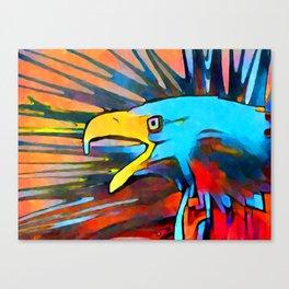 Bald Eagle 3 Canvas Print