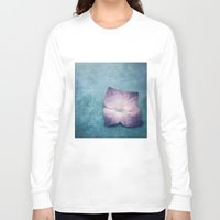 lonely Long Sleeve T-shirts featuring LONELY by MadiS