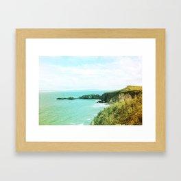 Seaward Framed Art Print