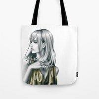 sound Tote Bags featuring sound by Shusei Mochizuki