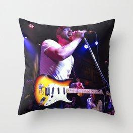 Singing Lewis Throw Pillow