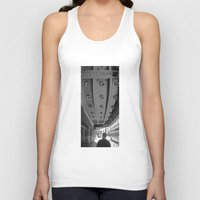 theatre Tank Tops featuring LA THEATRE by KING